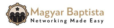 Magyar Baptista – Networking Made Easy
